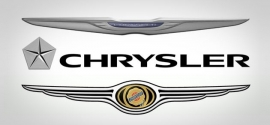 History of Chrysler Logos