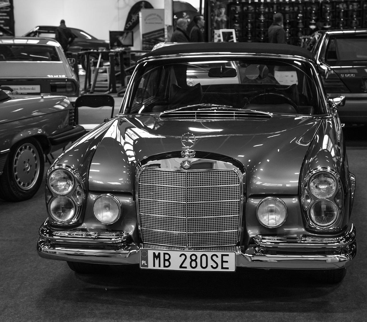 Mercedes, W112, Convertible, Economic MiracleMercedes W112 Convertible Economic Miracle