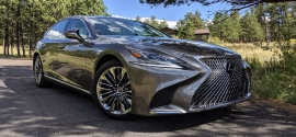Lexus ES – The perfect American Car to buy!