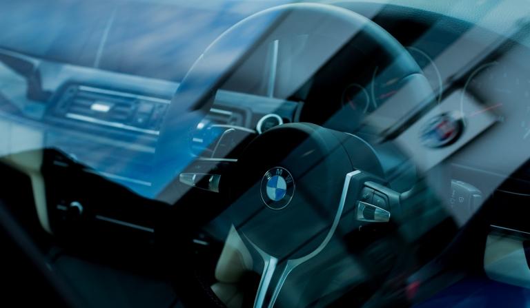 Bmw M5 F10 Steering Wheel Car Vehicle Auto